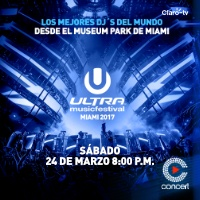 Concert Channel - Ultra Music Festival Miami 2017